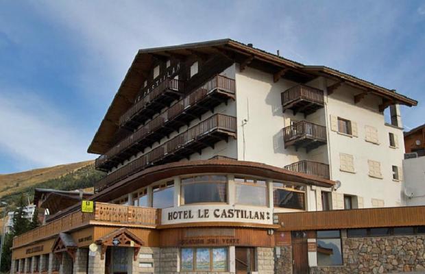 фото отеля Hotel Le Castillan Alpe d`Huez изображение №17