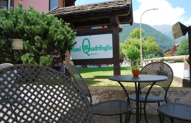 фотографии Hotel Quadrifoglio изображение №16