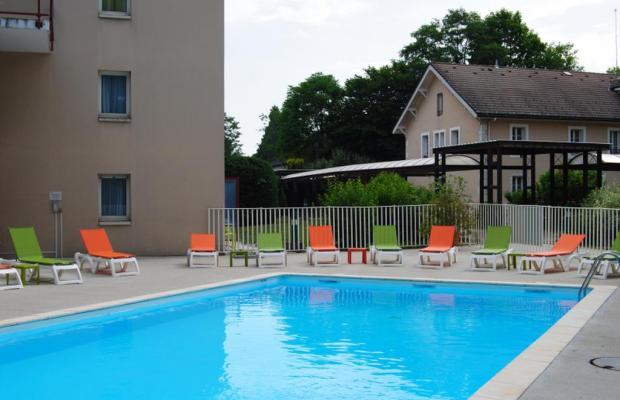 фото отеля Citadines Geneve Ferney Voltaire изображение №9