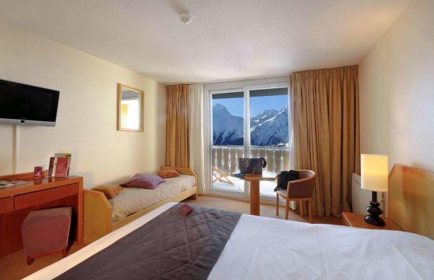 фотографии отеля Mercure Les Deux Alpes 1800 (ex. Frantour Ariane) изображение №7