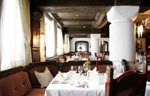 фото отеля Arlberg Hospiz Hotel изображение №21