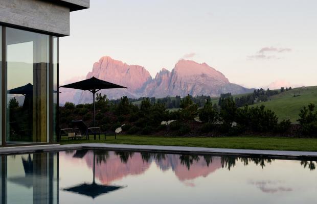 фотографии отеля Alpina Dolomites изображение №39
