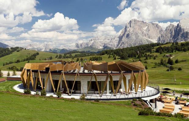 фотографии отеля Alpina Dolomites изображение №27