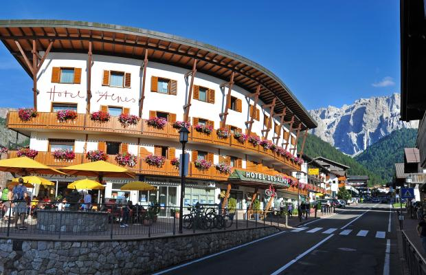 фотографии отеля Des Alpes изображение №3