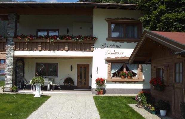 фотографии отеля Gaestehaus Lukasser изображение №23