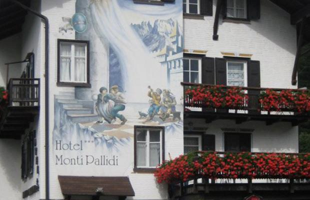 фотографии отеля Hotel Monti Pallidi изображение №11