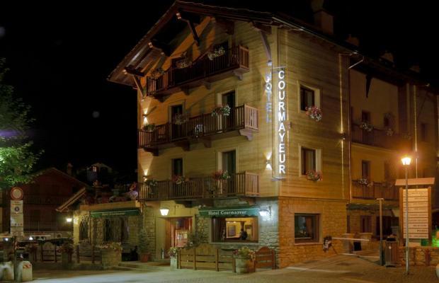 фотографии Courmayeur Hotel изображение №8