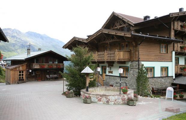 фотографии Alm-Ferienclub Silbertal изображение №12