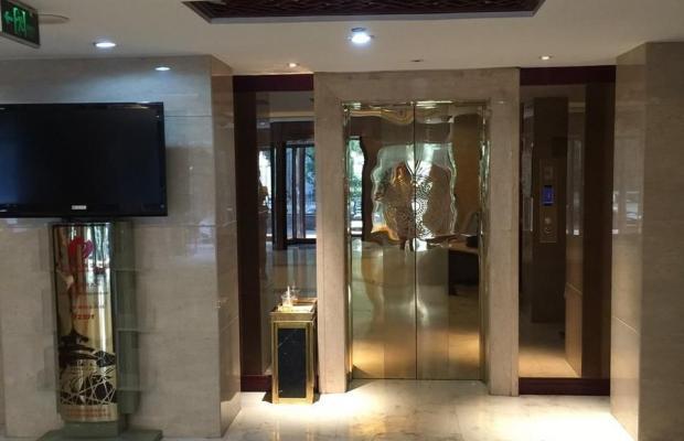 фотографии отеля Kaichuang Golden Street Business изображение №3