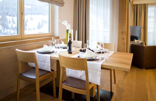 фотографии отеля Schneeweiss lifestyle - Apartments - Living изображение №47