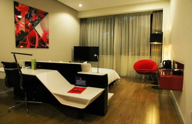фотографии отеля Tangram Hotel Xinyuanli изображение №3