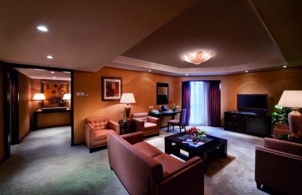 фотографии отеля Sunworld Dynasty Hotel Beijing (ex. Tianlun Dynasty) изображение №15