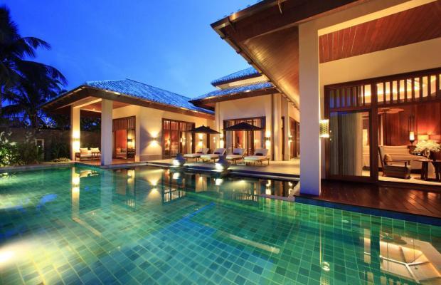 фотографии отеля Anantara Sanya Resort изображение №3