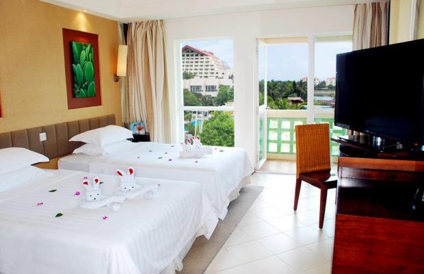 фотографии отеля Cactus Resort Sanya изображение №7