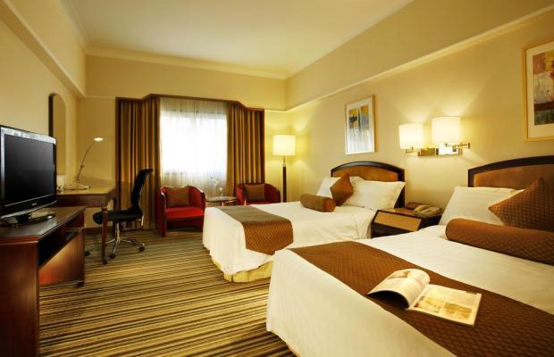 фотографии отеля Metropark Lido Hotel (ex. Holiday Inn Lido Beijing) изображение №23