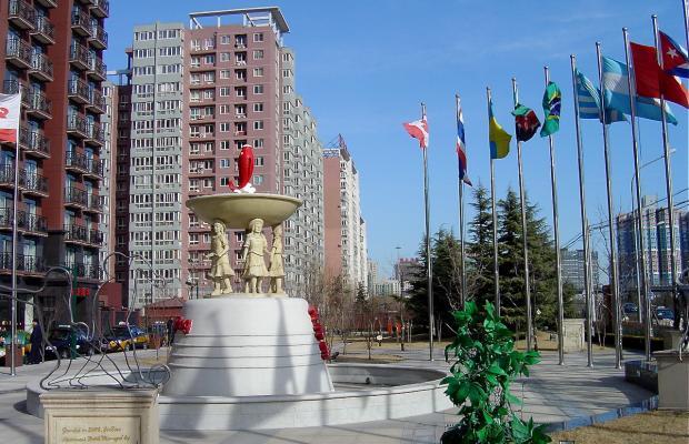 фото Jinqiao International Apartment (ex. Beijing Jinqiao Guoji Gongyu) изображение №2