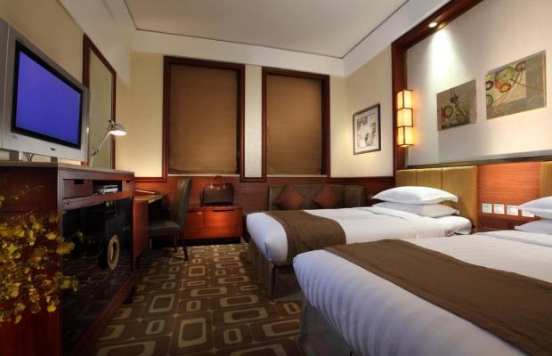 фотографии отеля Beijing Minzu Hotel изображение №15