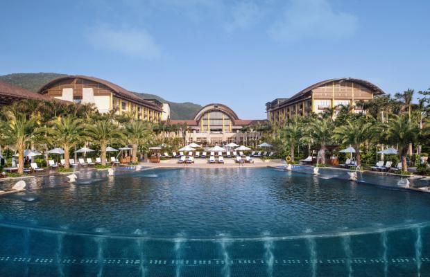 фото отеля The St. Regis Sanya Yalong Bay Resort изображение №1