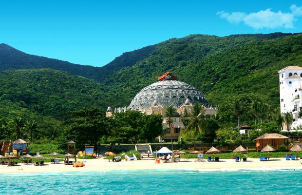 фото Yalong Bay Universal Resort Sanya изображение №22