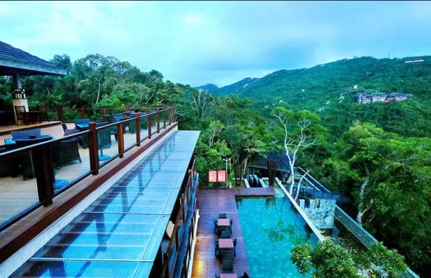 фотографии отеля Yalong Bay Earthly Paradise Bird's Nest Resort изображение №39