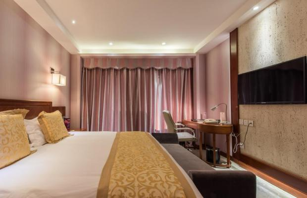 фотографии отеля Ya'ao International Hotel Beijing (ех. Best Western OL Stadium) изображение №23