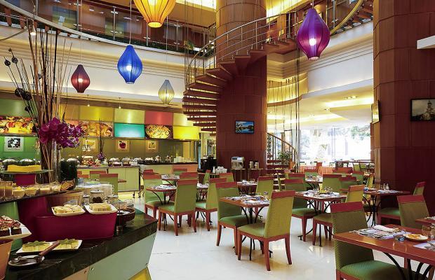фото отеля Novotel Peace Beijing изображение №17