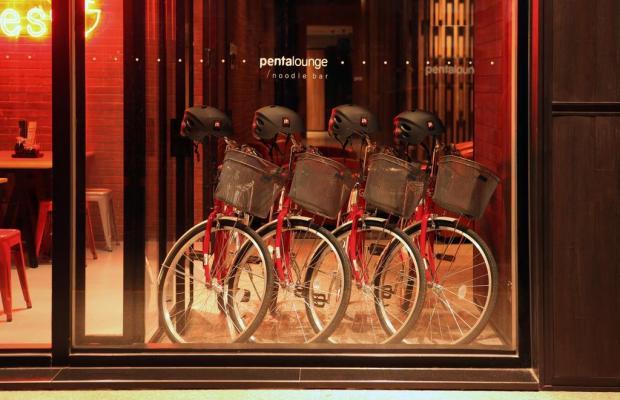 фотографии отеля Pentahotel Beijing (ex. Courtyard Marriott) изображение №23