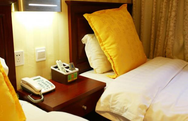 фотографии отеля Hutong Inn Zaoyuanju Hotel изображение №15