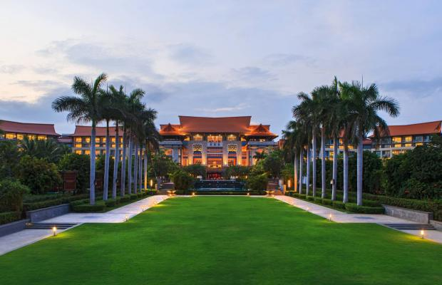 фото Renaissance Sanya Resort & Spa Haitang Bay изображение №18