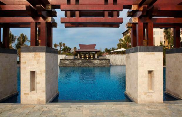 фотографии отеля Renaissance Sanya Resort & Spa Haitang Bay изображение №11