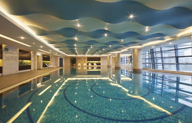 фотографии отеля Crowne Plaza Beijing International Airport изображение №19