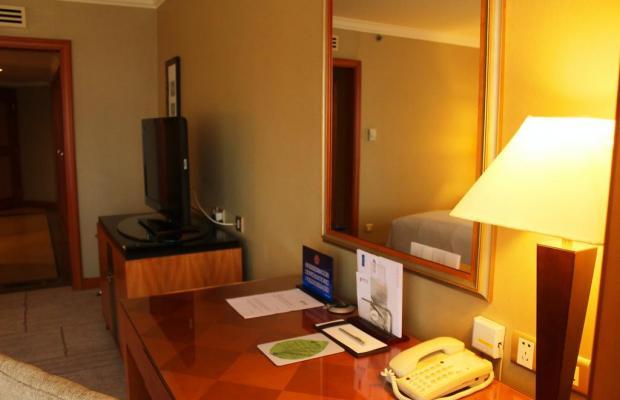 фото отеля Boyue Beijing Hotel (ex.Renaissance Beijing Chaoyang Hotel) изображение №13