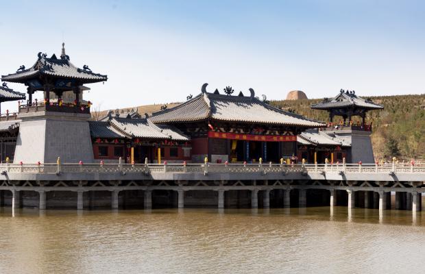 фото отеля Super 8 Birds Nest Hotel Beijing изображение №1