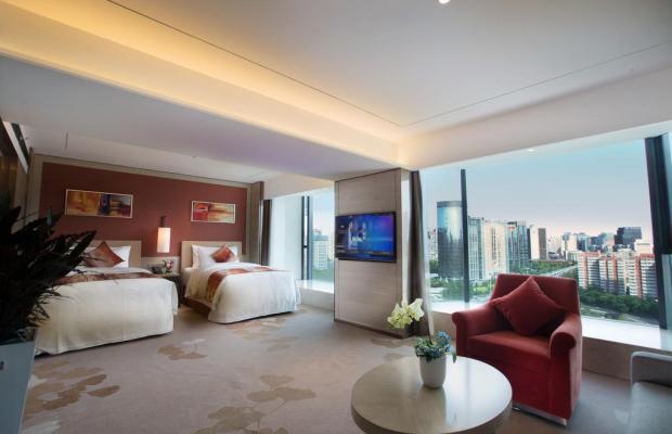 фотографии Grand Metropark Hotel Beijing (ех. Cts Plaza Beijing) изображение №4