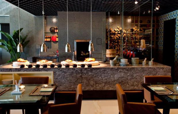фото отеля JW Marriott Beijing изображение №13