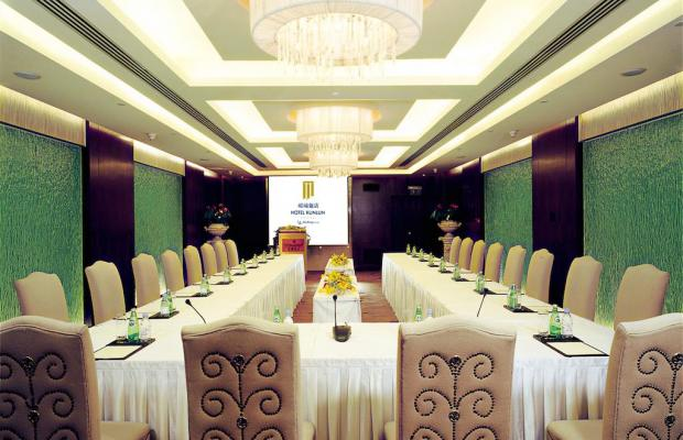 фото Hotel Kunlun изображение №2
