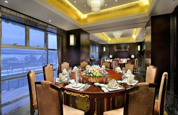 фотографии отеля Liaoning International Hotel (ex. Royal King Hotel Beijing) изображение №11