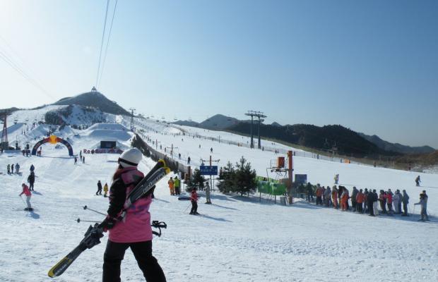 фотографии отеля Nanshan Ski Village изображение №19