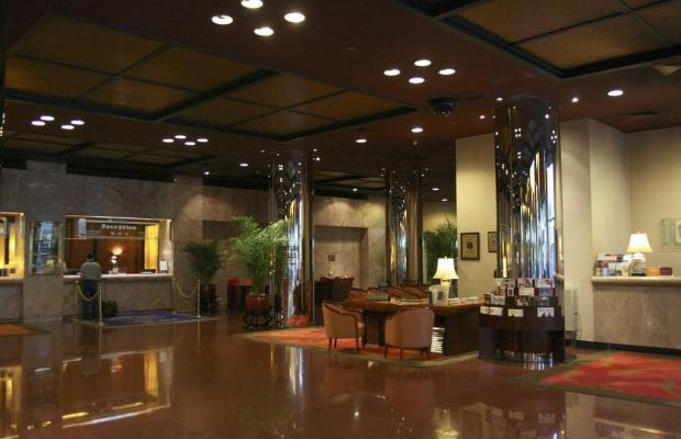 фотографии отеля The Great Wall Sheraton Hotel Beijing изображение №15