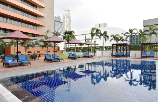 фото отеля Dusit Thani Manila изображение №1