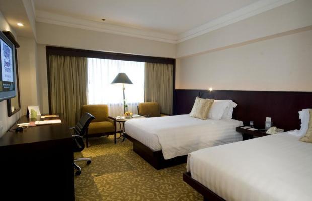 фотографии отеля Dusit Thani Manila изображение №11