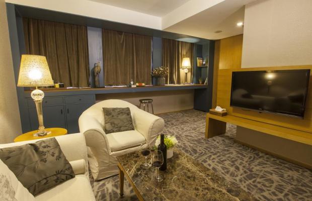 фото отеля Holiday Inn Express Beijing Minzuyuan изображение №29