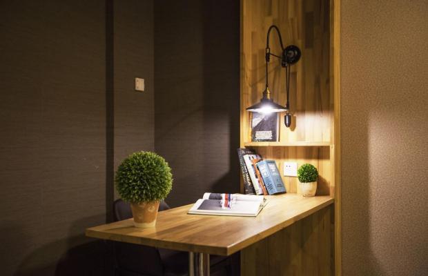фотографии отеля Holiday Inn Express Beijing Minzuyuan изображение №15