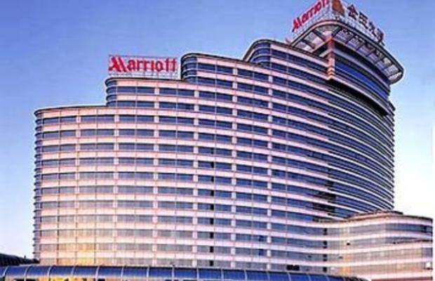 фото отеля Beijing Marriott Hotel West изображение №1