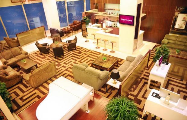 фотографии отеля Mercure Beijing Downtown изображение №15