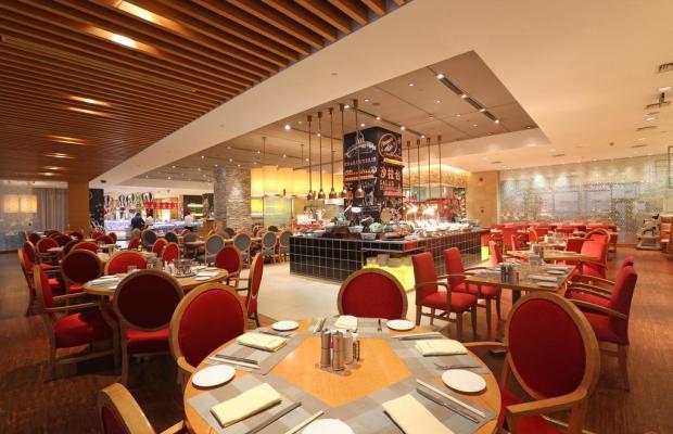 фотографии отеля Shangri-La Hotel Dalian изображение №19