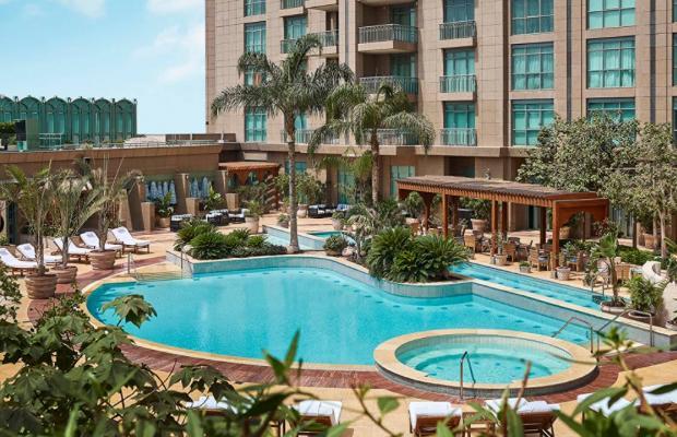 фото отеля Four Seasons Hotel Cairo at Nile Plaza изображение №1
