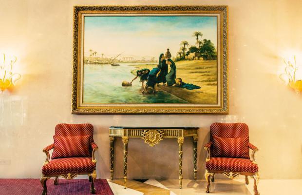 фото The Nile Ritz-Carlton (ex. Nile Hilton) изображение №6