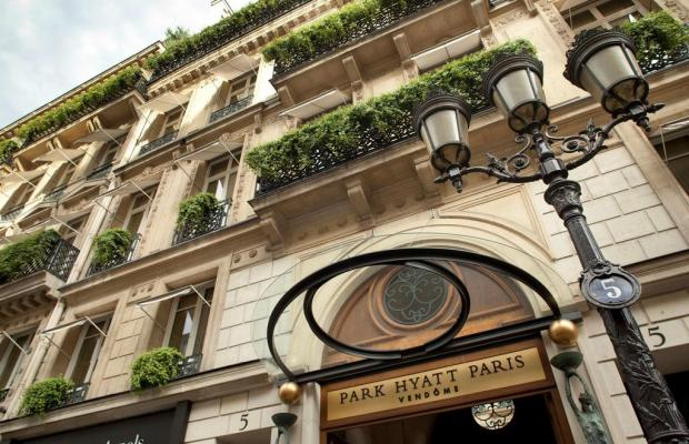 фото отеля Park Hyatt Paris-Vendome изображение №1