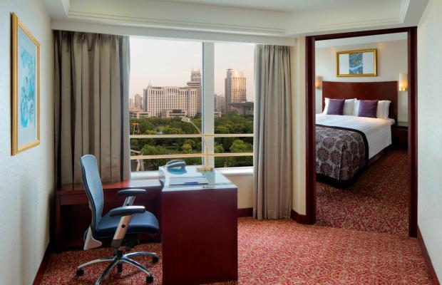 фото Radisson Blu Hotel Shanghai New World изображение №22